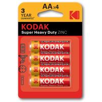 Купить Батарейка KODAK EXTRA HEAVY DUTY R 6 - 30951044