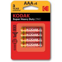 Купить Батарейка KODAK EXTRA HEAVY DUTY R3 - 30953321
