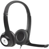 Купить Гарнитура IT LOGITECH USB Headset H390 - 981-000406