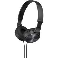 Купить Наушники SONY MDR-ZX310 черный - MDRZX310B.AE