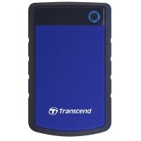 Купить Внешний жесткий диск TRANSCEND 2TB TS2TSJ25H3В Storejet 2.5