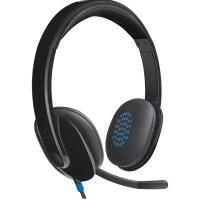 Купить Гарнитура IT LOGITECH Гарнитура Stereo Headset H540 - 981-000480