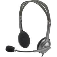 Купить Гарнитура IT LOGITECH Гарнитура Stereo Headset H111 - 981-000593