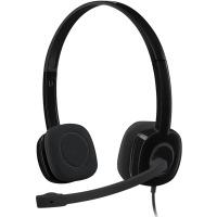 Купить Гарнитура IT LOGITECH Гарнитура Stereo Headset H151 - 981-000589