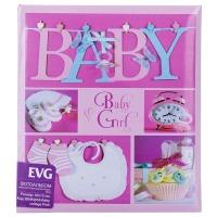 Купить Альбом EVG 10x15x56 BKM4656 Baby collage Pink - BKM4656 Baby collage Pink