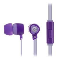 Купить Наушники ERGO VM-201 Фиолетовый - HB-2115V
