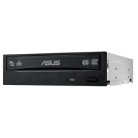 Купить DVD-RW ASUS DRW-24D5MT/BLK/B/AS SATA Black Bulk - DRW-24D5MT/BLK/B/AS