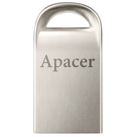 Flash Drive Apacer AH115 32GB () Silver