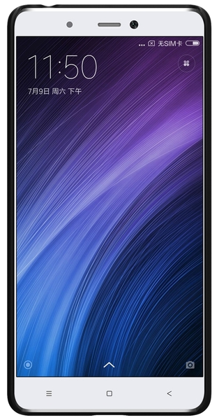 Код: 6328449 Чехол Nillkin Xiaomi Redmi 4 Pro - Frosted Shield Black