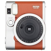 Купить Фотокамера FUJI Instax Mini 90 Instant camera Brown EX D - 16423981