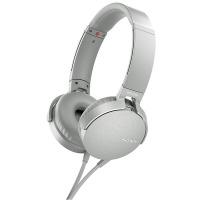 Купить Наушники SONY MDR-XB550AP Белый - MDRXB550APW.E