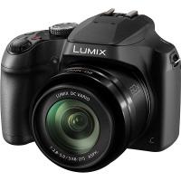 Купить Цифровая камера PANASONIC DC-FZ82EE-K Черный - DC-FZ82EE-K
