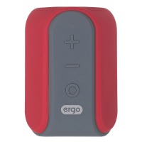 Купить Портативная акустика ERGO BTS-520 Красный - BTS-520 Red