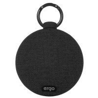 Купить Портативная акустика ERGO BTS-710 Черный - BTS-710 Black