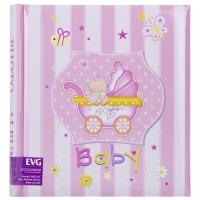 Купить Альбом EVG 30sheet S29x32 Baby car pink - 30sheet S29x32 Baby car pink