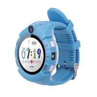 Купить Смарт часы ERGO GPS Tracker Color C010 - Детский трекер (Blue) - GPSC010B