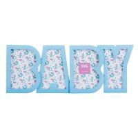Купить Рамка EVG FRESH 8036 BLUE GOLLAGE BABY 4 - FRESH 8036 BLUE GOLLAGE BABY 4