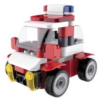 Купить Конструктор PAI BLOKS BLK Police Car 59 pcs - 61001W