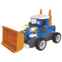 Купить Конструктор PAI BLOKS с Пультом ДУ RC Bulldozer 73 pcs - 62005W