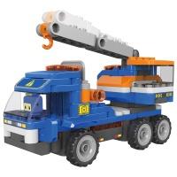 Купить Конструктор PAI BLOKS BLK Crane 127 pcs - 61011W