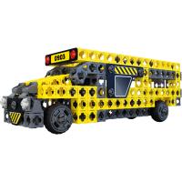 Купить Конструктор TWICKTO Transport #1 ГОРОДСКОЙ ТРАНСПОРТ, 252 детали - 15073828