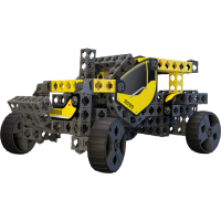 Купить Конструктор TWICKTO Vehicles #1 МАРСОХОД, БАГГИ, ЭКСКАВАТОР, 338 деталей - 15073830