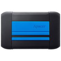 Купить Внешний жесткий диск APACER AC633 2TB USB 3.1 Speedy Blue - AP2TBAC633U-1