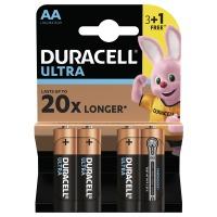 Купить Батарейка DURACELL LR06 MN1500 Ultra уп. 1x(3+1) шт. - 5005817