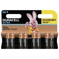 Купить Батарейка DURACELL LR06 KPD 08*12 Ultra уп. 1x8 шт. - 5005820