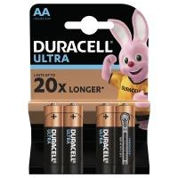 Купить Батарейка DURACELL LR06 KPD 04*20 Ultra уп. 1x4 шт. - 5005816