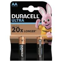 Купить Батарейка DURACELL LR06 KPD 02*20 Ultra уп. 1x2 шт. - 5005813