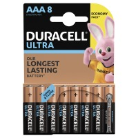 Купить Батарейка DURACELL LR03 KPD 08*10 Ultra уп. 1x8 шт. - 5005821