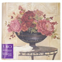 Купить Альбом UFO 10x15x300 C-46300 Flowers peonies - C-46300 Flowers peonies