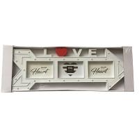 Купить Рамка EVG FRESH L8161 WHITE COLLAGE 3 - FRESH L8161 WHITE GOLLAGE 3