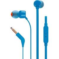 Купить Наушники JBL T110 Blue (JBLT110BLU) - JBLT110BLU