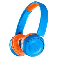 Купить Наушники JBL JR300BT Blue (JBLJR300BTUNO) - JBLJR300BTUNO