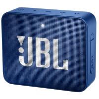 Купить Портативная акустика JBL GO 2 Blue (JBLGO2BLU) - JBLGO2BLU