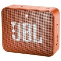 Купить Портативная акустика JBL GO 2 Orange (JBLGO2ORG) - JBLGO2ORG