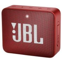 Купить Портативная акустика JBL GO 2 Red (JBLGO2RED) - JBLGO2RED