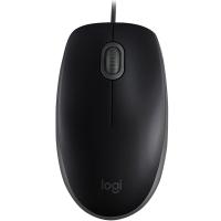 Купить Мышь LOGITECH B110 Silent - 910-005508