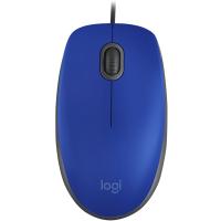 Купить Мышь LOGITECH M110 Silent - 910-005488