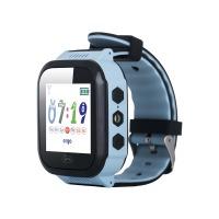Купить Смарт часы ERGO GPS Tracker Color J020 - Детский трекер (Синий) - GPSJ020B