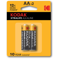 Купить Батарейка KODAK XTRALIFE LR06 1x2 шт. блистер - 30413382