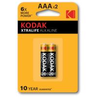 Купить Батарейка KODAK XTRALIFE LR03 1x2 шт. блистер - 30413399