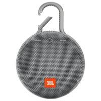 Купить Портативная акустика JBL Clip 3 Grey (JBLCLIP3GRY) - JBLCLIP3GRY