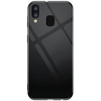 Купить Чехол для сматф. T-PHOX Samsung A30 - Crystal (Black) - 6972165641050