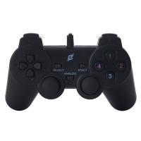 Купить Игр.манипулятор ERGO GP-100 USB Черный - GP-100