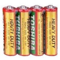Купить Батарейка TOSHIBA R6 Heavy Duty SP 1x4 - 00155661