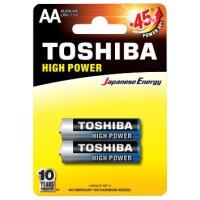 Купить Батарейка TOSHIBA LR6 HP Alkaline BP 1X2 - 00152649