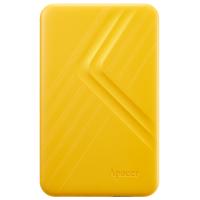Купить Внешний жесткий диск APACER AC236 2TB USB 3.1 Желтый - AP2TBAC236Y-1